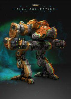MechWarrior Online: Nova (Blackhawk)
