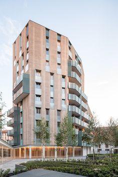 Gallery of Novetredici Residential Complex / Cino Zucchi Architetti - 14
