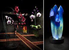 Large Glass Flowers of Jason Garnrath