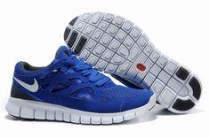 best service 3310c 3ce27 Nike Free Run Plus 2 Royal Grey White , Price   76.28