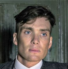 Cillian Murphy as Thomas Shelby Peaky Blinders 💙