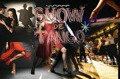 Show De Tango by John Rizzuto