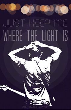 Just Keep Me There The Light Is