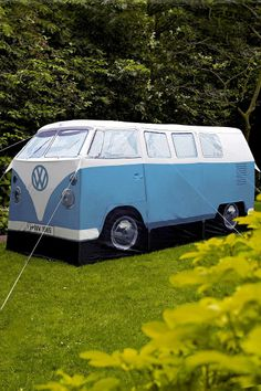 VW Bus Camper Tent #urbanoutfitters
