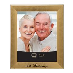 Happily Ever After 50th Picture Frame