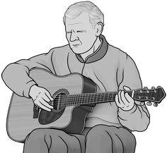 guitar (guitarist, singer songwriter : Doc Watson)