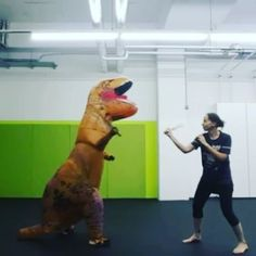 T Rex, Martial Arts, Dinosaur Stuffed Animal, Animals, Animales, Animaux, Animal, Combat Sport, Animais