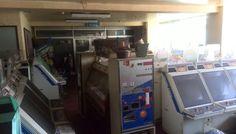 Girlfriend's Grandma's Game Center - #NeoGAF member keisuke999 inherited an old Japanese Game Center!
