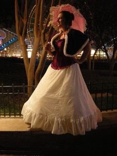 I was the tightrope walker from the Haunted Mansion a few years ago. Yes, this is at California Adventure.