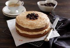 Kávés torta Judit konyhájából