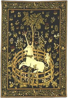 I have always wanted this tapestry in my home. I think tapestries need more love!