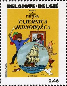 Tintin: http://d-b-z.de/web/2013/03/03/briefmarken-herge/