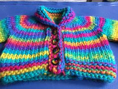 Ravelry: dr-evi's Rainbow sophisticated