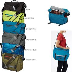 PATAGONIA HALF MASS - The Perfect Commuter Bag!!!