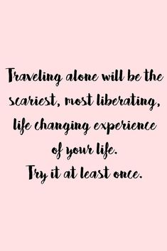 All the best Travel Quotes in one place! The make you wanna go far far away and explore the whole planet. Check it out for some inspiration!
