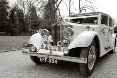 Wedding Photographer : The Knowle Country House : Emma & Jay ‹ Piccylicious : Wedding Rolls Royce