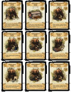 Trust image with d&d printable monster cards