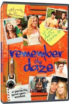 Remember the daze. It's about teenage partying on their last day of highschool. It's really funny and Amber heard is the main character, Who I love her. High School Parties, Teenage Parties, Really Good Movies, Great Movies, See Movie, Movie Tv, Movies Showing, Movies And Tv Shows, Best Teen Movies