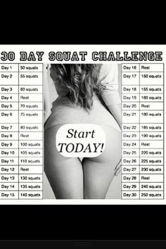 want a butt? here is a great squat excerise!