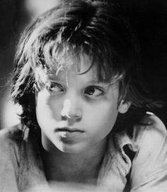 Look at that beautiful face. He's an angel. Elijah Wood in Huck Finn
