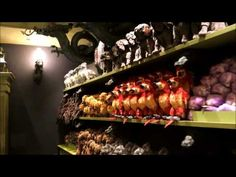 New VIDEO: Who wants a Fawkes the Phoenix or Buckbeak the Hippogriff? You'll find them and other plushes in the Magical Menagerie at #DiagonAlley.