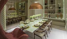 Sala de Almoço com Terraço | Casa Cor Alagoas 2014
