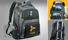5 Great Backpacks for Business Travelers | Your Brand Partner – Staples Promotional Products Official Blog
