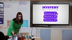 Mystery Science: Lessons for elementary teachers