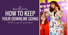 Building and maintaining a downline is crucial to your success in network marketing. And, nobody knows how to lead a team like Lisa Grossmann. Here she shares the #1 tip to keeping your network marketing team motivated and producing.