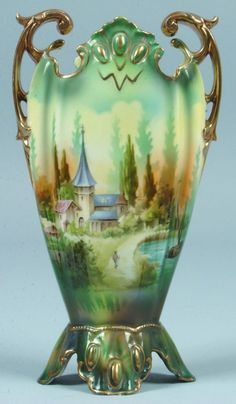 RS Prussia Vase