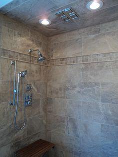Master bathroom remodel  www.shawremodeling.com  #remodel #home