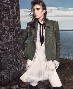 Vogue September 2016 Edie Campbell and Grace Hartzel by Mikael Jansson-7