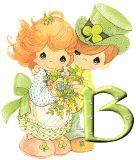 Alphabets Saint Patrick 3-8-2016
