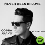 Never Been In Love (feat. Icona Pop), an album by Cobra Starship on Spotify