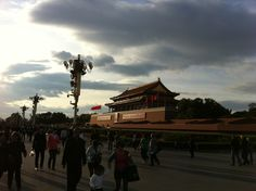 Tian am men, Beijing