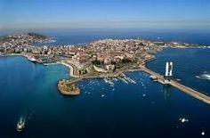 City of A Coruña, Galicia (Spain)
