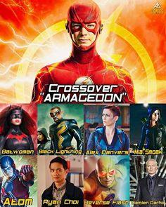 Dc Comics Series, Alex Danvers, Reverse Flash, Superhero, Movie Posters, Movies, Films, Film Poster, Cinema