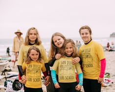 Come surf with the whole family because everyday in San Diego is a great day to learn how to surf! ____________________________________ San Diego Surf School San Diego, CA . 🌐 Website: www.sandiegosurfingschool.com 📸: @dannycamacho_photography (Instagram) . ☎️ PB Phone: (858) 205-7683 ☎️ OB Office: (619) 987-0115 . #SanDiegoSurfSchool Learn To Surf, Pacific Beach, Fun Activities For Kids, Ocean Beach, Cool Kids, San Diego, Surfing, Website, Couple Photos