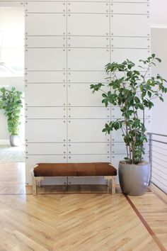 Ensignal Headquarters – Love those studded planked walls!