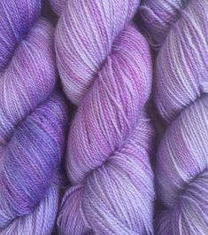 African Violets | The Yarn Tart | Suffolk Socks