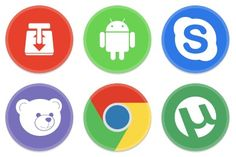 Button UI App Pack One Icons icon archive application  49-72 of 633