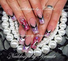 love this European nail art