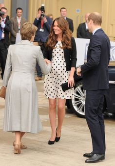 Kate Middleton Photo - The Duke And Duchess Of Cambridge And Prince Harry Attend The Inauguration Of Warner Bros. Studios Leavesden