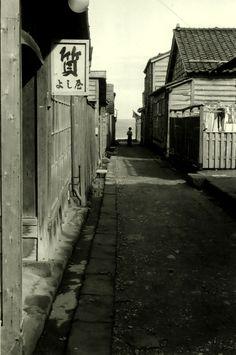 Kansuke Ymamoto. Noto(能登)1955 ©Toshio Yamamoto.