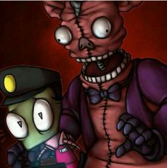 Five Nights at Bloaty's!