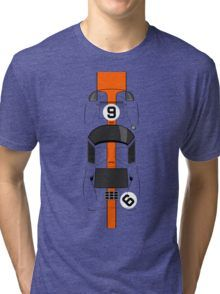 The view from above Tri-blend T-Shirt