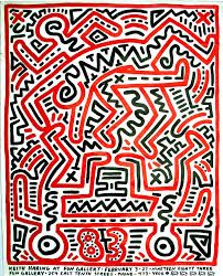 View Fun Gallery original gallery exhibition poster by Keith Haring on artnet. Browse upcoming and past auction lots by Keith Haring. Keith Haring Prints, Keith Haring Poster, Keith Haring Art, Pop Art, Jm Basquiat, James Rosenquist, Street Art, Exhibition Poster, Arte Pop