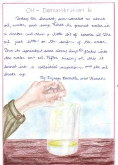 Organic Chemistry - Oil