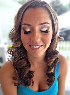 Bridal makeup/Wedding makeup #love