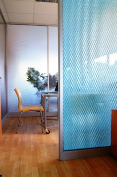 Colored Privacy Window Panel  #WindowFilm